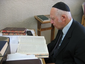 Harav Lichtenstein learning-web