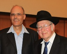 Prof Simcha Emanuel and RAL-web